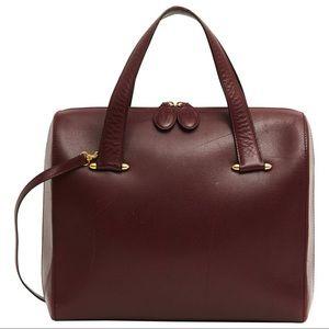 [CARTIER] Leather Purse